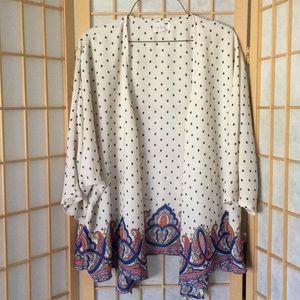 Light weight shawl